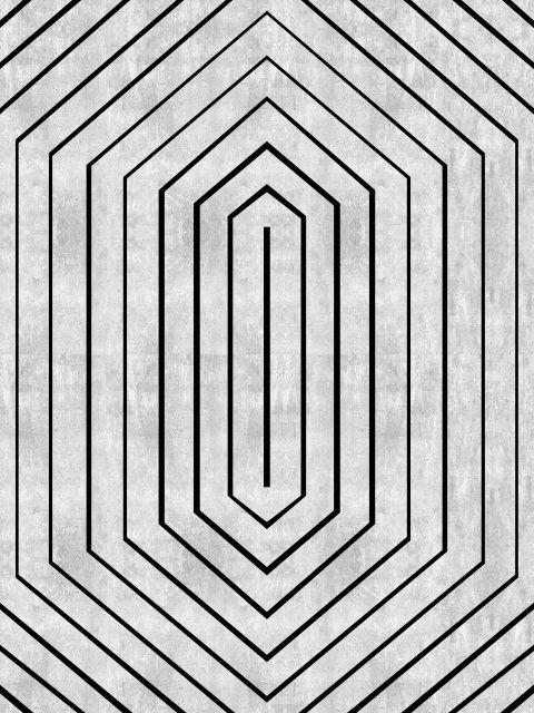 Poster Pintura minimalista I