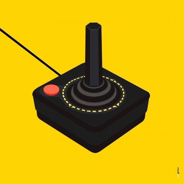 Poster Atari