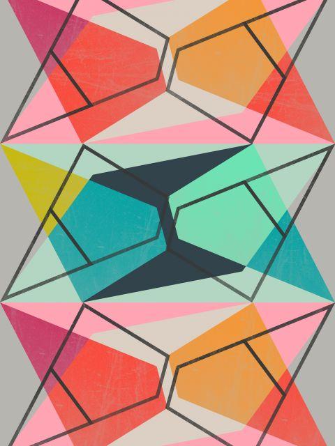 Poster ColorBlock III