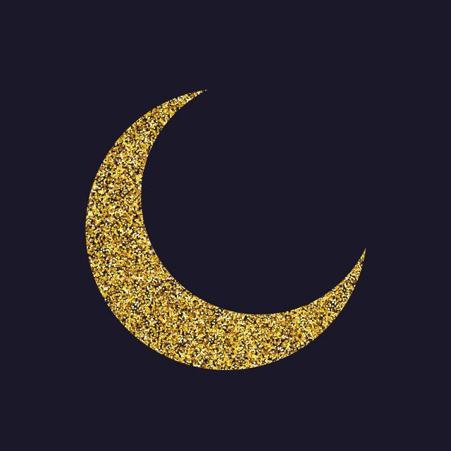 Poster Lua Dourada I