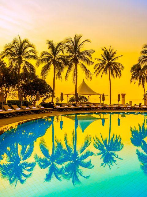 Poster Espaço tropical I