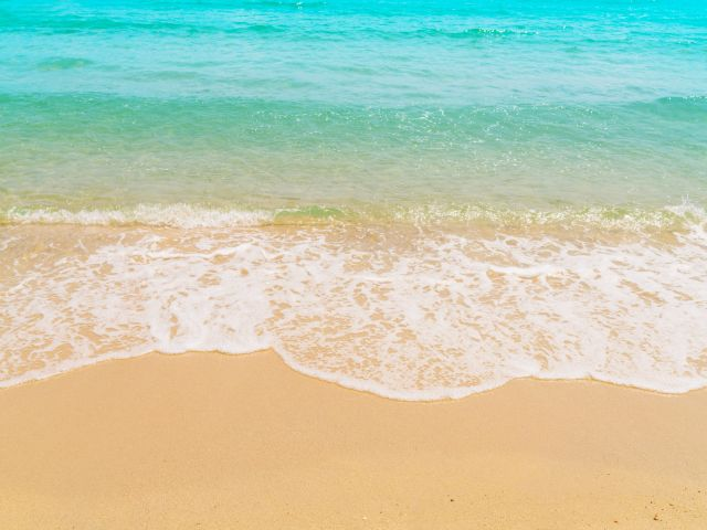Poster Praia calma I