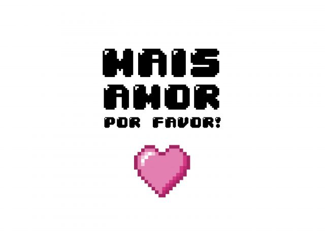 Poster Mais Amor