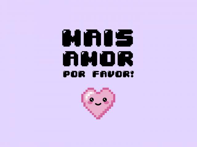 Poster Mais Amor II