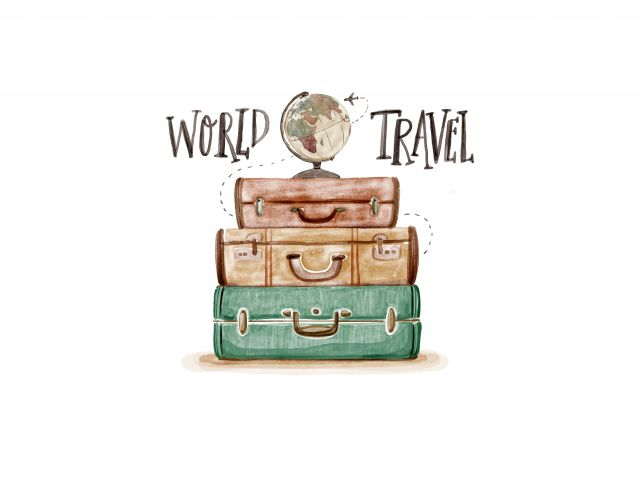 Poster World Travel