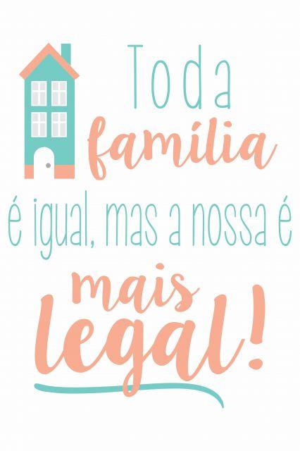 Porta Retrato Familia Legal Soupop