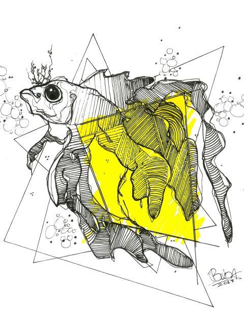 Poster Beta   peixe