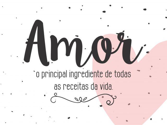 Poster Amor Sempre
