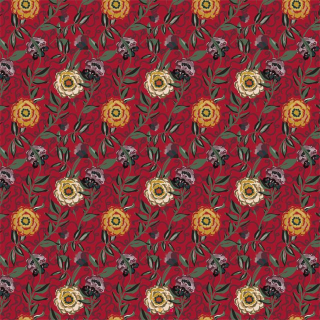 Poster Flores do Outono