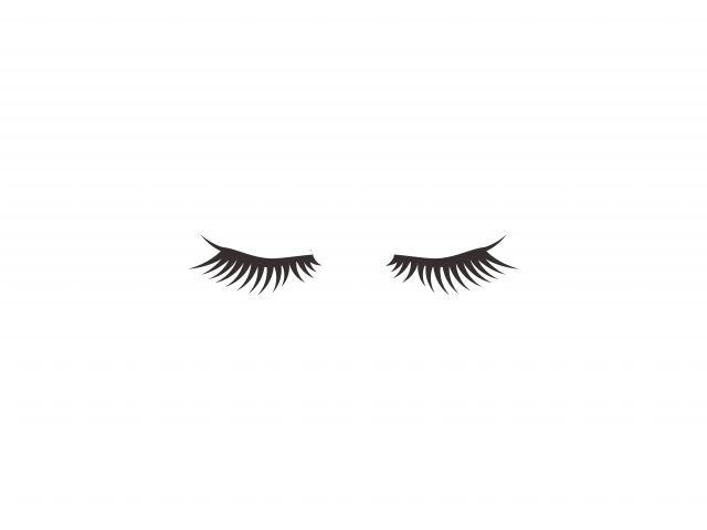 Poster Olhos Fechados