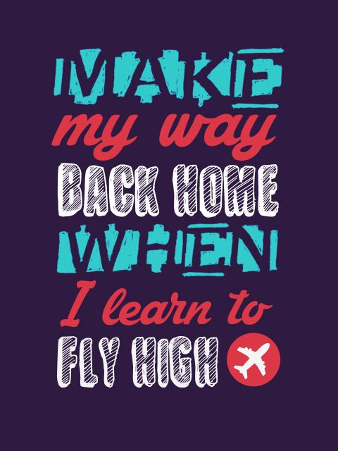 Poster Learn to Fly - Foo Fighters