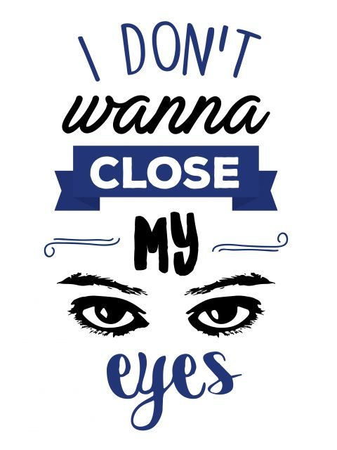 Poster I Dont Wanna Close My Eyes   Aerosmith