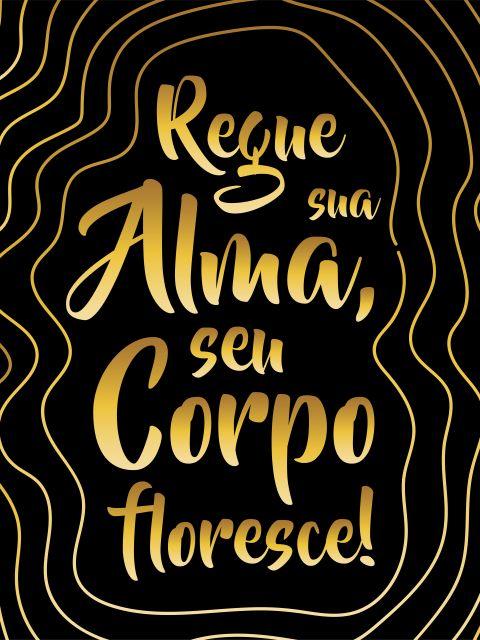 Poster Regue sua Alma