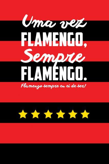 c884384714 Poster Flamengo - Soupop