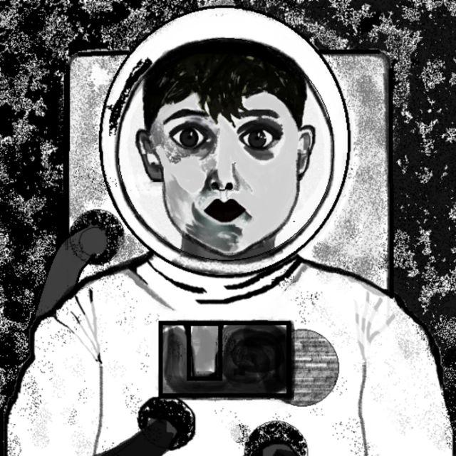 Poster Moon boy