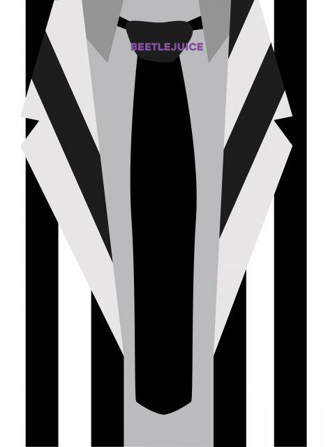 Poster Beetlejuice  Os Fantasmas se Divertem