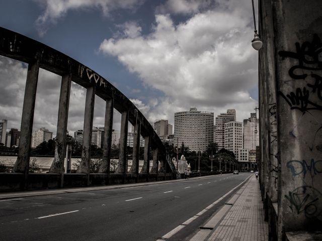 Poster The Viaduct Belo Horizonte II