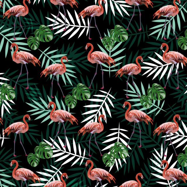 Poster Jardim Tropical II
