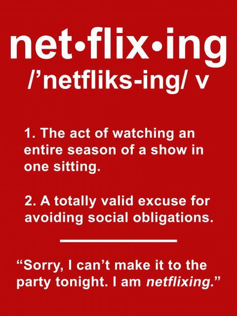 Poster NETFLIXING