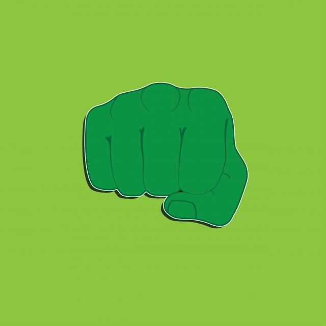 Poster Vingadores - Hulk
