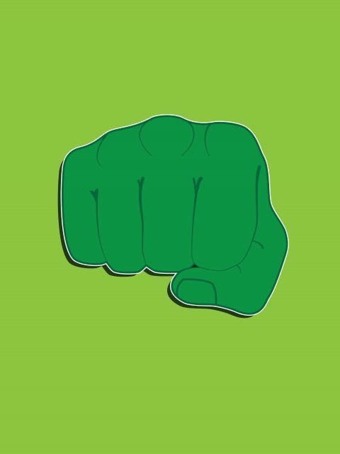 Poster Vingadores Hulk Soupop