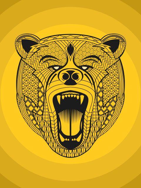 Poster Urso Custom