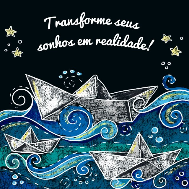 Poster Barco dos sonhos