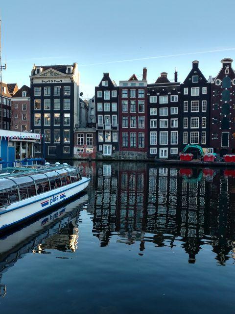 Poster Canais de Amsterdã