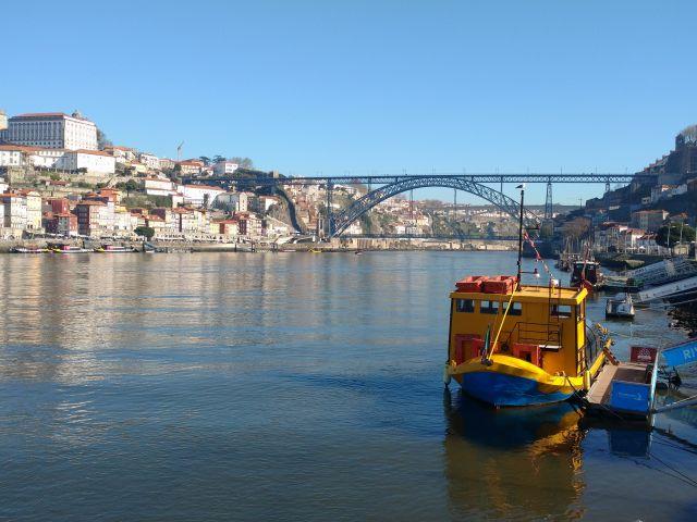 Poster Cais de Gaia Porto Portugal