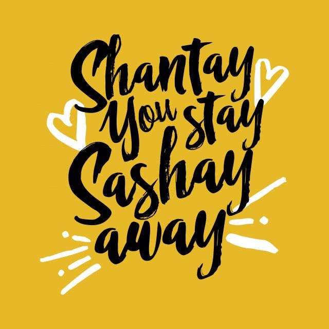 Poster Shantay e Sashay