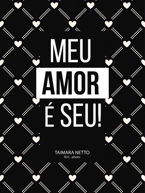 Poster Meu amor