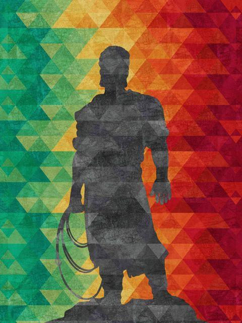 Poster Laçador - POA