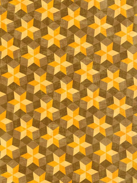 Poster Wood Star