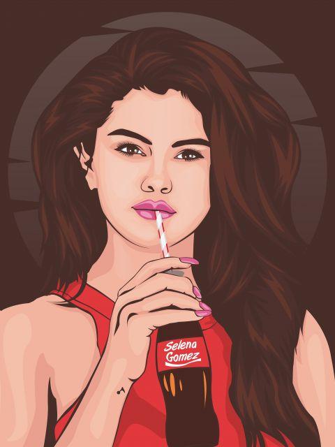 Poster Selena Gomez