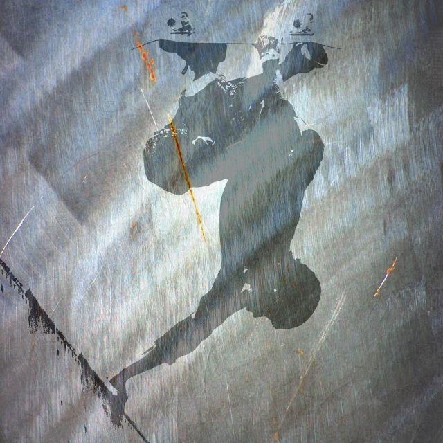 Poster Skater I