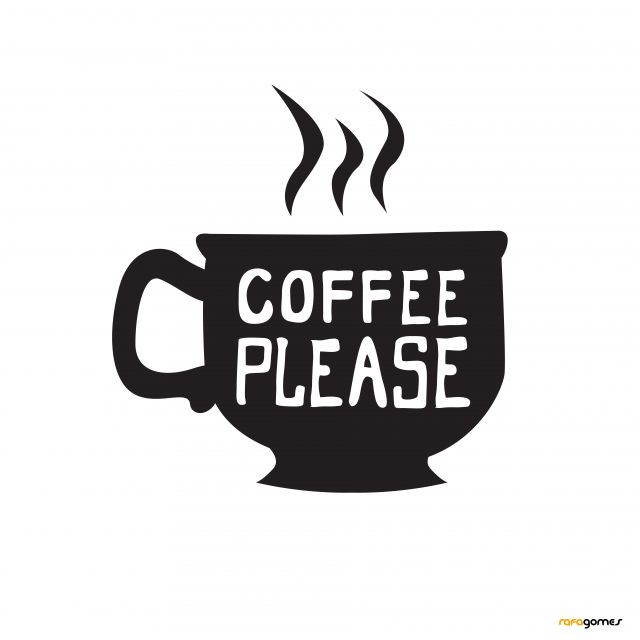 Poster Coffee Please