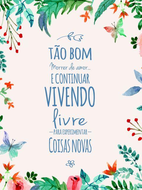 Poster Vivendo