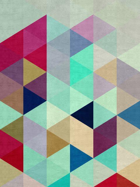 Poster Arte Abstrata