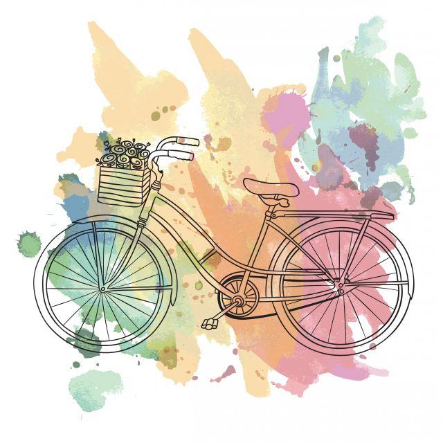 Poster Bicicleta Vintage III