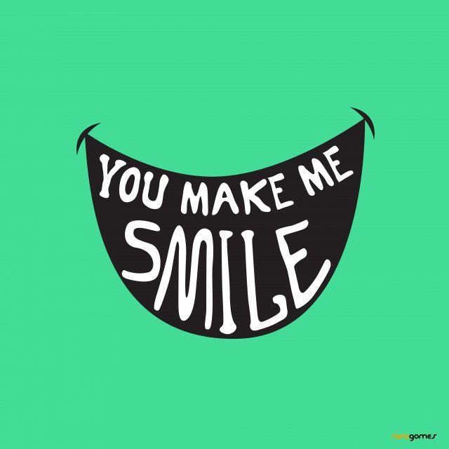 Poster You Make Me Smile