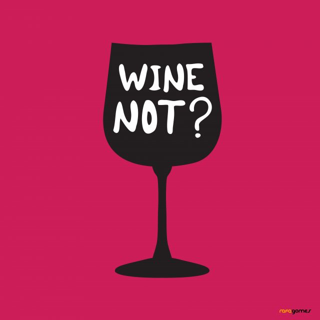 Poster Wine Not   vinho