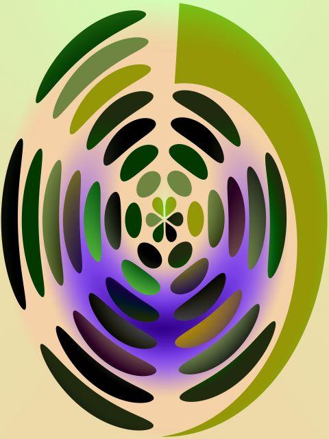 Poster Ressonância   verde