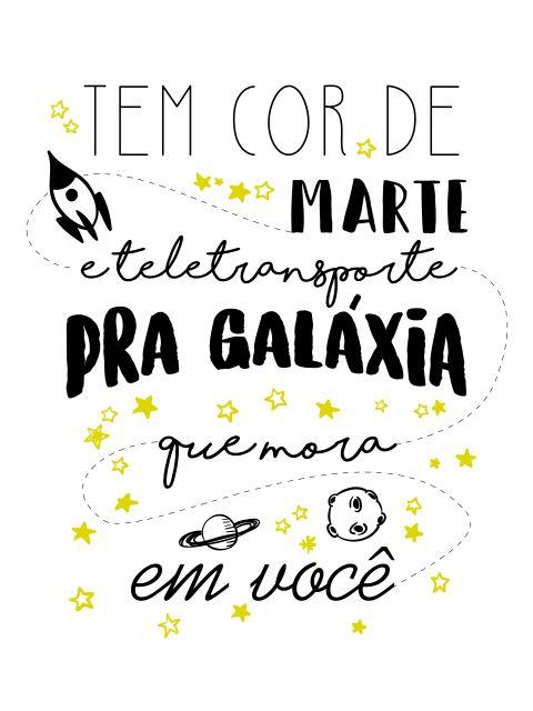 Poster Anavitória - Cor de Marte