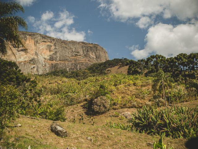 Poster Pedra do baú   paisagem