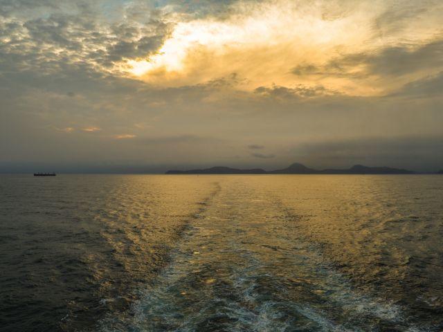Poster Alto mar   paisagem mar oceano