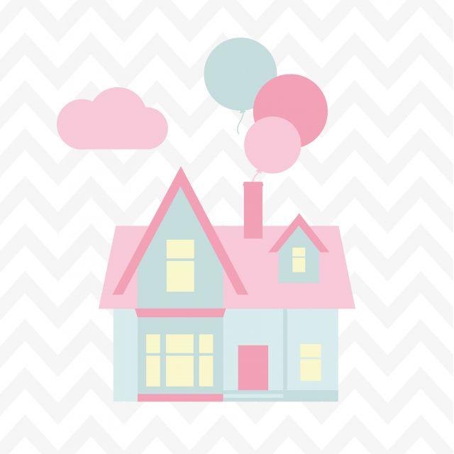 Poster Casa de Sonho 3   casa chevron