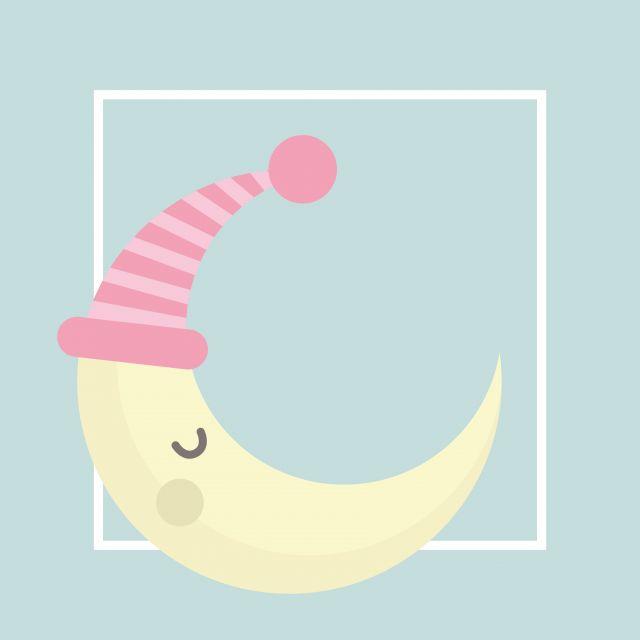Poster Lua dorminhoca 1   lua moon