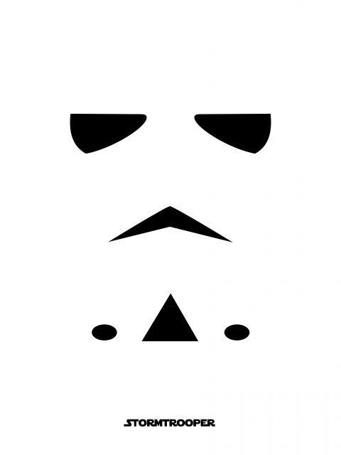 Poster Star Wars Stormtrooper