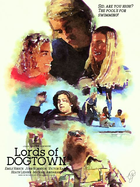 Poster Lords of Dogtown   skate