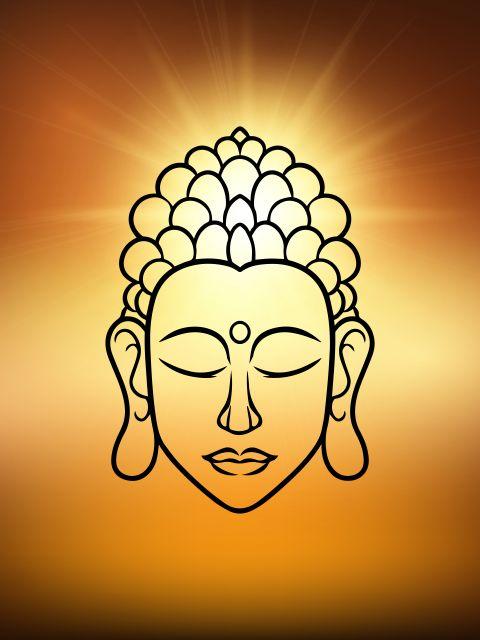 Poster Buda   budismo